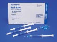 PLP Etch-Rite Etching Gel 1.2mL Syringe Bulk Bx/24 ()
