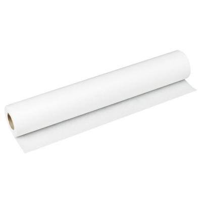 Exam Table Cover Crepe Paper, 18x125 Roll, 12/CT, White ()