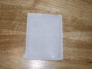 200PCS BUSINESS CARD BIZCARD CD-R VINYL SLEEVE W/ADHESIVE BACK, JS36 - Adhesive Back Cd