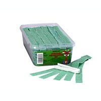 Sour Power Belts - Green Apple, 150 count tub ()