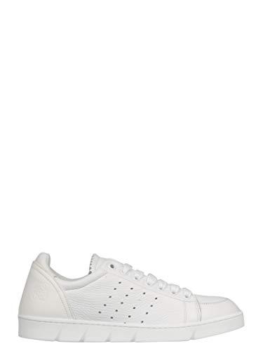 Sneakers 453181122100 Donna Bianco Pelle Loewe dEPORqd