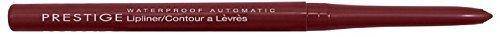 Prestige Waterproof Automatic Lip Liner, Rosewood Pink 0.009 oz (Pack of 5)