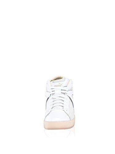 Puma Menns Mcq Klatre Mid Hvit Sneaker 8