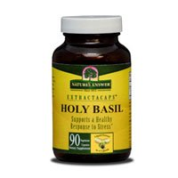 Nature'S Answer Holy Basil 90 Lcap by Nature's Answer