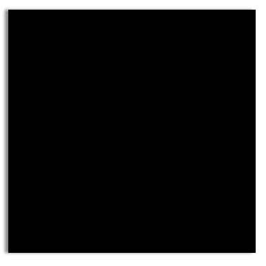 Plike Black 12-x-12 Cardstock Paper 100-pk - 330 GSM (122lb Cover) PaperPapers 12X12 size Card Stock Paper - Business, Card Making, Designers, Professional and DIY Projects by Paper Papers (Image #1)