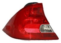 Tyc Honda Civic Driver (TYC 11-5506-00 Honda Civic Driver Side Replacement Tail Light Assembly)