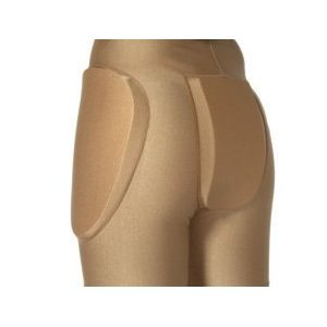 Jerry's #850 Protective Shorts - Beige Youth S/M