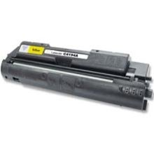 Calitoner Remanufactured Laser Toner Cartridge Replacement for HP C4194A- Yellow