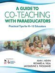 A Guide to Co-teaching with Paraeducators PDF