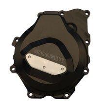 06-19 YAMAHA YZF-R6: Woodcraft Stator Cover (BLACK)