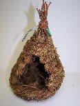 Vo-Toys Brush Aviary Bird Nest, My Pet Supplies