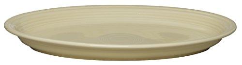 Fiesta 19-1/4-Inch Serving Platter, Ivory ()