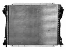 Restore Ford Mustang (TYC 2789 Ford Mustang 1-Row Plastic Aluminum Replacement Radiator)