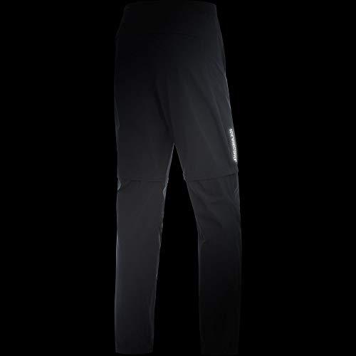 Gore Men's R3 Gws Zip-off Pants,  black,  L by GORE WEAR (Image #4)