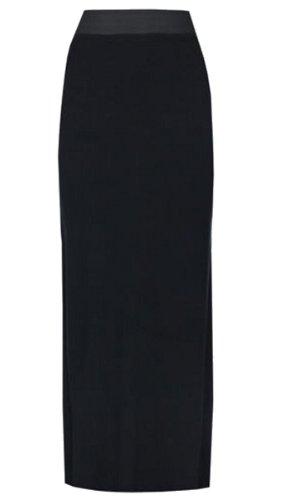 Jersey Nouveau Chocolate Size Femmes Black 52 longues Jupes Maxi Boho 54 Plus Pickle xxfYwg