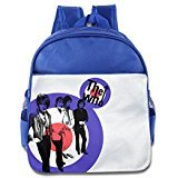 Band Microsd - VOLTE THE WHO English Rock Band Logo RoyalBlue Backpack Bag For Children School Travel Schoolbag.
