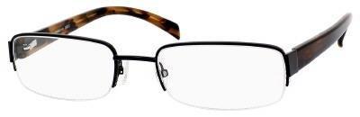 Eyeglasses 0rx1 Satin - CLAIBORNE EYEGLASSES CB ATHLETEN 0RX1 BLACK SATIN