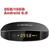 Android 6.0 TV Box 2GB RAM 16GB ROM T95D Media