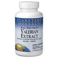 Planetary Herbals Full Spectrum Valerian Extract