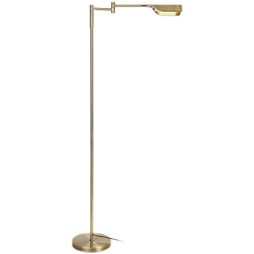 - XHJJDJ Antique Brass Pharmacy Floor Lamp (Color : Gold)