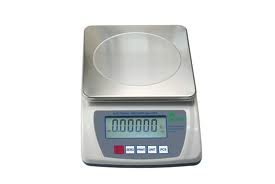 LW Measurements Tree HRB 3002 Portable Precision Weighing Balance 3,000 g x 0.01 g