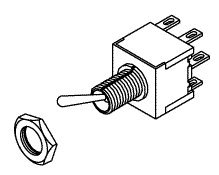 Intensity Switch for A-dec ADS130 by Replacement Parts Industries RPI