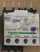 Schneider LR2K0312 TeSys K - differential thermal overload relays - 3.7...5.5A - class 10A