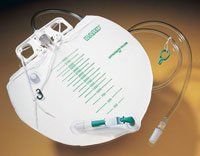 PT# -153509 PT# # 153509- Bag Drainage 4000mL Large Capacity Anti-Reflux Valve LF 20/Ca by, Bard Medical Division