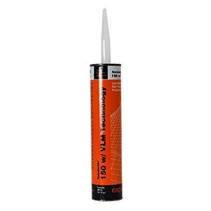 Masterseal NP 150 Aluminum Gray Sealant - 12 Cartridges by Masterseal NP 150