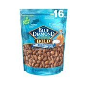 (Blue Diamond Almonds Bold Salt and Vinegar 16-Ounce Bag (Pack of 3 Bags))
