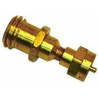 Mr. Heater Propane Steak Saver Adapter 1 by 20-Inch Female Throwaway Cylinder Thread x Female P.O.L. and Acme Nut