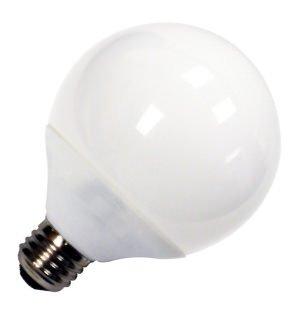 (GE 89629 - FLE11/2/G25XL Globe Screw Base Compact Fluorescent Light Bulb)