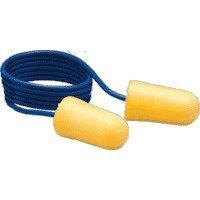 Bramec Corporation 15044Bramec Foam Ear Plugs w/cord