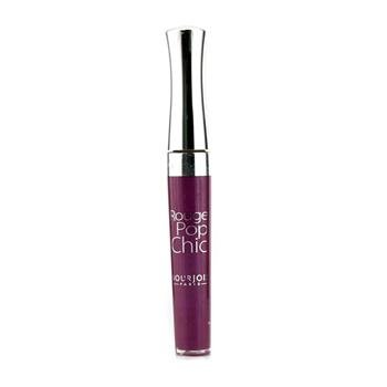 Bourjois Rouge Pop Chic Lipgloss - # 01 Violet Pigmente 4.5ml/0.1oz