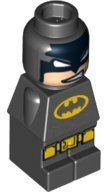 LEGO Batman - 1 very very rare Microfigures Batman - only 2,2 cm high - from Set 50003