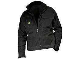 John Deere chaqueta de trabajo - negro, poliéster, 50 ...