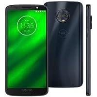 Smartphone Motorola Moto G6 Play XT1922 com 32GB, Tela de 5.7``, Dual Chip, Android 8.0, 4G, Câmera 13MP, Processador Octa-Core e 3GB de RAM (Indigo)