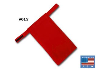 Bib Scarves: Military Specifications, Brick Red