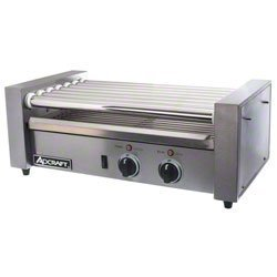 Admiral Craft Equipment Adc Rg-07 Roller Grill/7 Roller (1) ADC -