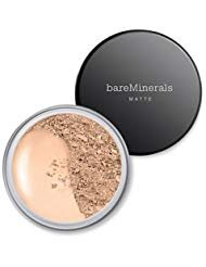 BareMinerals Matte SPF 15 Foundation, Light Beige 09, 0.21 Ounce
