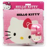 Hello Kitty Mouse and Mousepad Kit (82809)