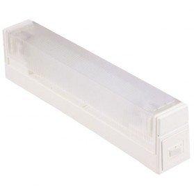 applique salle de bains blanc diffuseur avec interrupteur protg - Applique Cuisine Avec Interrupteur