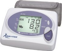 DS-1902 Part# DS-1902 - Monitor BP Wide-Rng Adult LF Nylon Cuff Auto Infl Digit Hndhld Ea By North Star Health Products