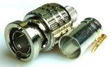 - Canare BCP-B51F 75 Ohm BNC Crimp Plug for L-5CFW-by Canare