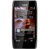 Nokia X7 journey 8MP, Capacitive Touchscreen, Dual-LED Flash, Unlocked World Smartphone (Black)