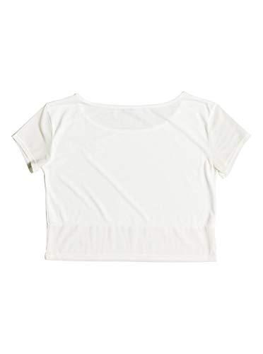 Mujer De Camiseta Para Técnico Marshmallow Meaning Roxy Soul Of Erjkt03440 Diseño waWg8q4C