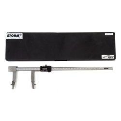 Central Tools - 6''-20.65'' Electronic Digital Drum Gauge