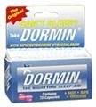 Dormin The Night Time Sleep Aid Capsules - 72 Ea (Pack of 24)