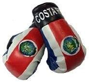 Mini Boxing Gloves - Costa Rica