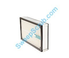 TennantNobles 1037209AM Filter Panl Dust 4.2 X 13.3 X 21.0